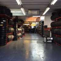 Tyres int he Tyresavers Chelmsford branch