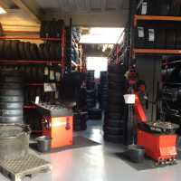 tyre in tyre shop chelmsford